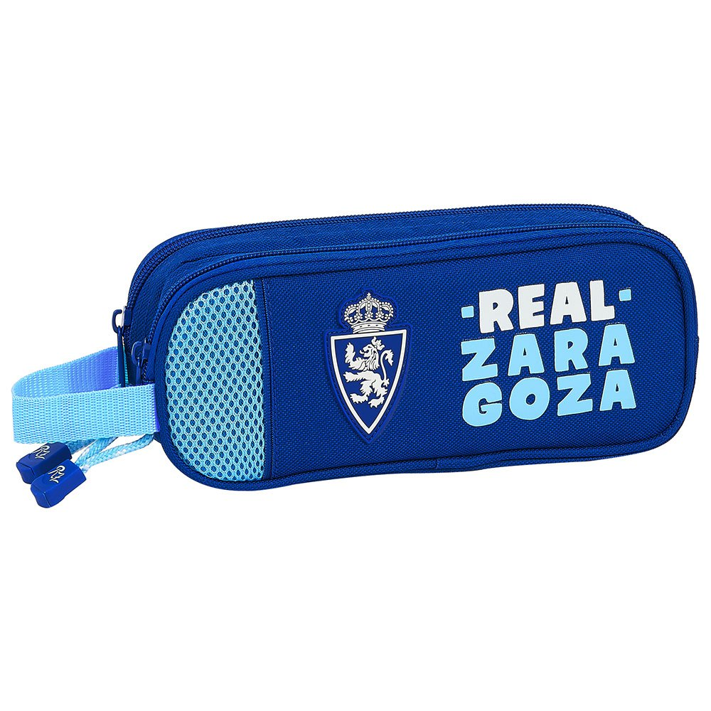 Safta Real Zaragoza Corporate Double One Size Blue / Turquoise