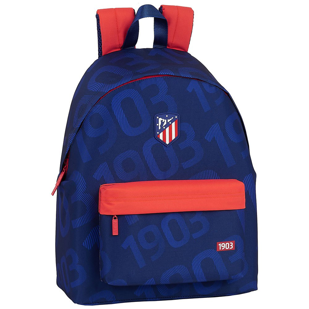 Safta Atletico Madrid 1903 One Size Navy / Red