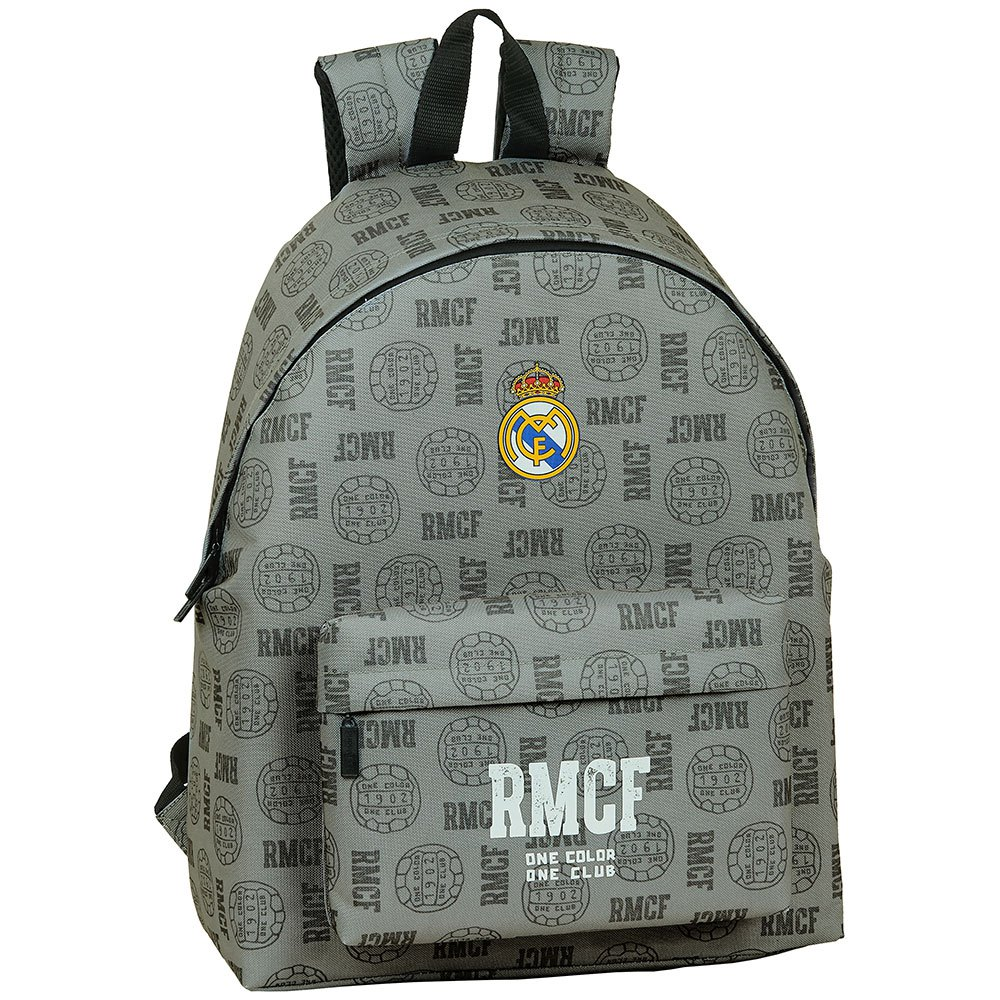 Safta Real Madrid One Size Grey