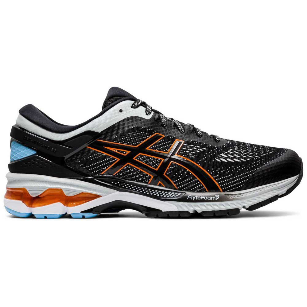 Asics Gel Kayano 26 EU 44 Black / Polar Shade