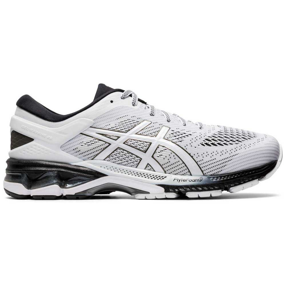 Asics Gel Kayano 26 EU 47 White / Black
