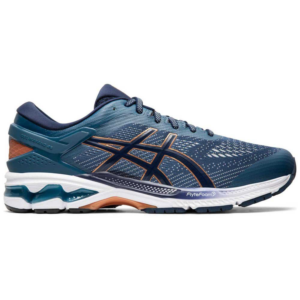 Asics Gel Kayano 26 EU 44 Grand Shark / Peacoat