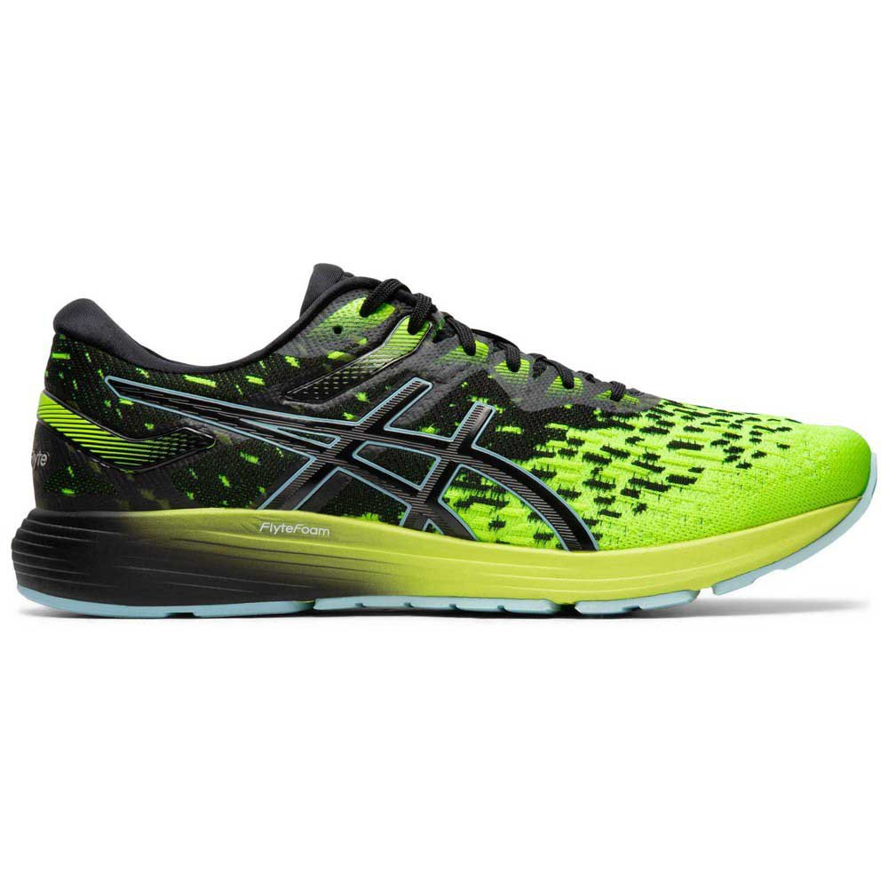 Asics Dynaflyte 4 EU 44 1/2 Black / Safety Yellow