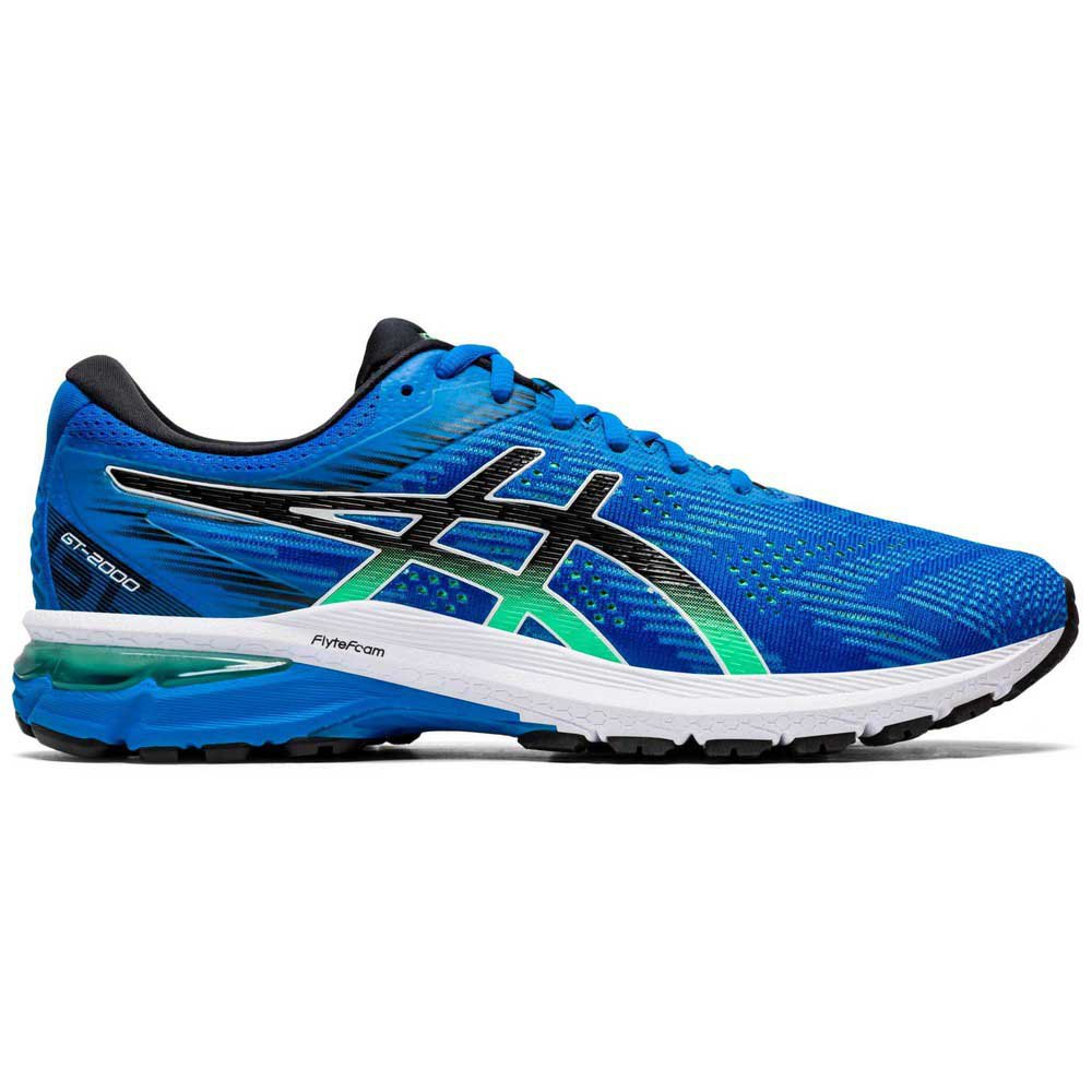 Asics Gt 2000 8 EU 40 1/2 Electric Blue / Black