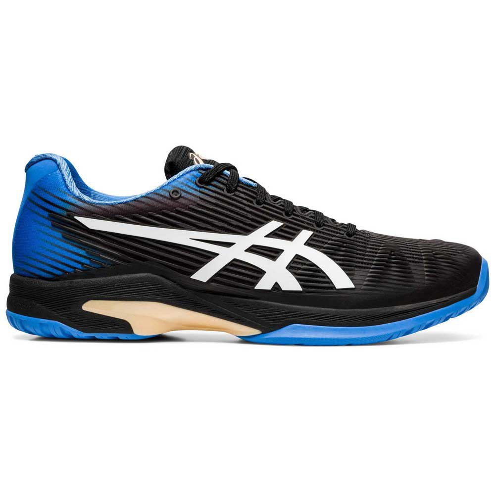 Asics Solution Speed Ff EU 46 Black / Blue Coast