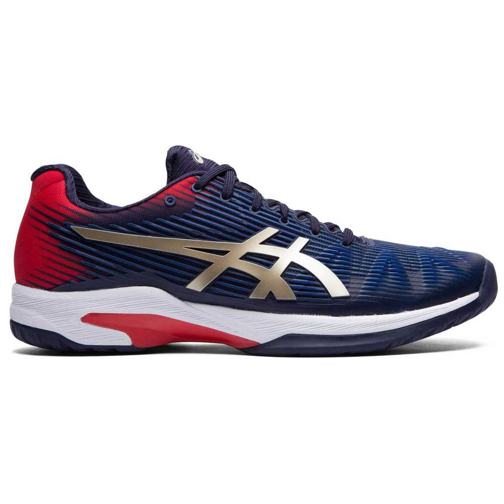 Asics Solution Speed Ff EU 46 Peacoat / Champagne