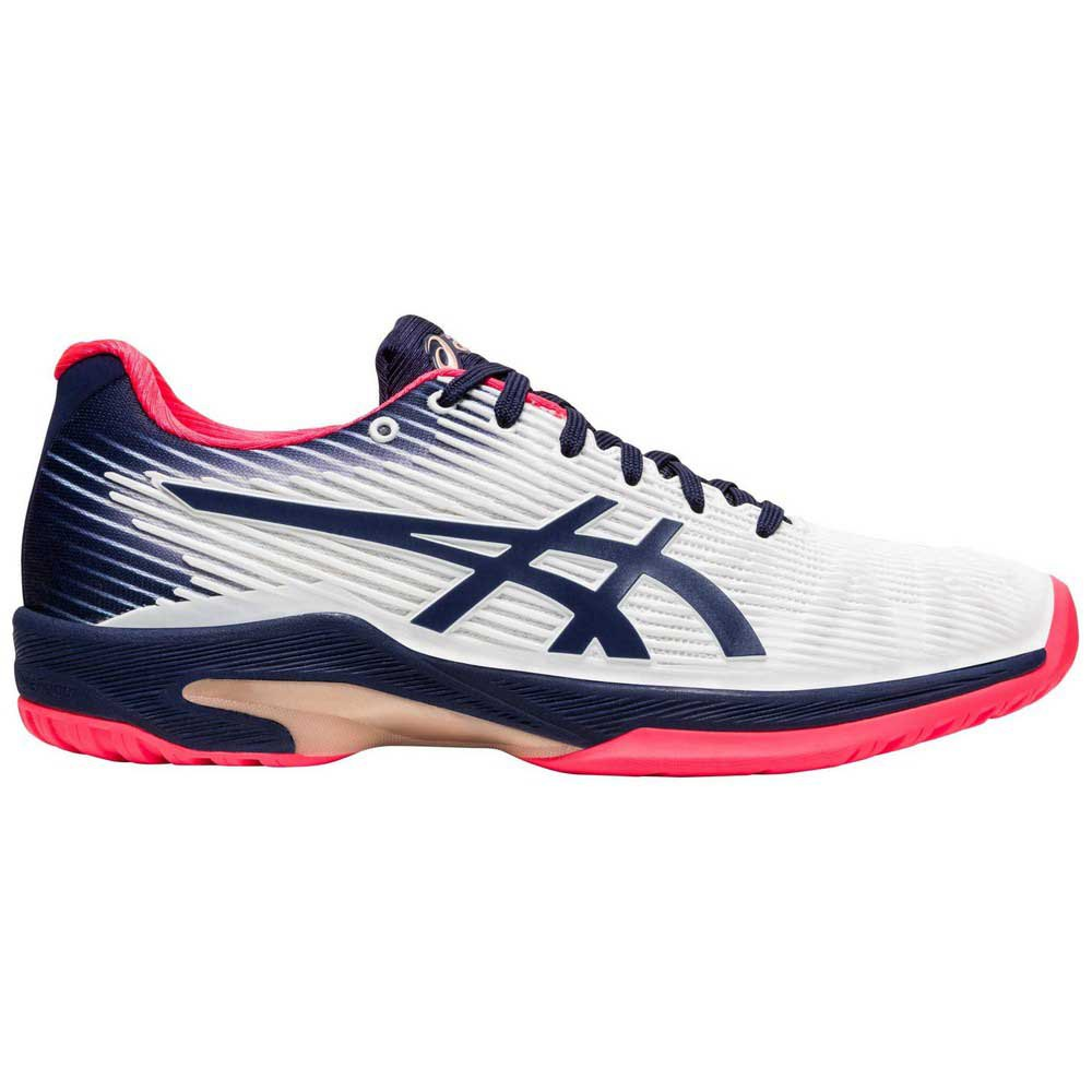 Asics Solution Speed Ff EU 37 White / Peacoat