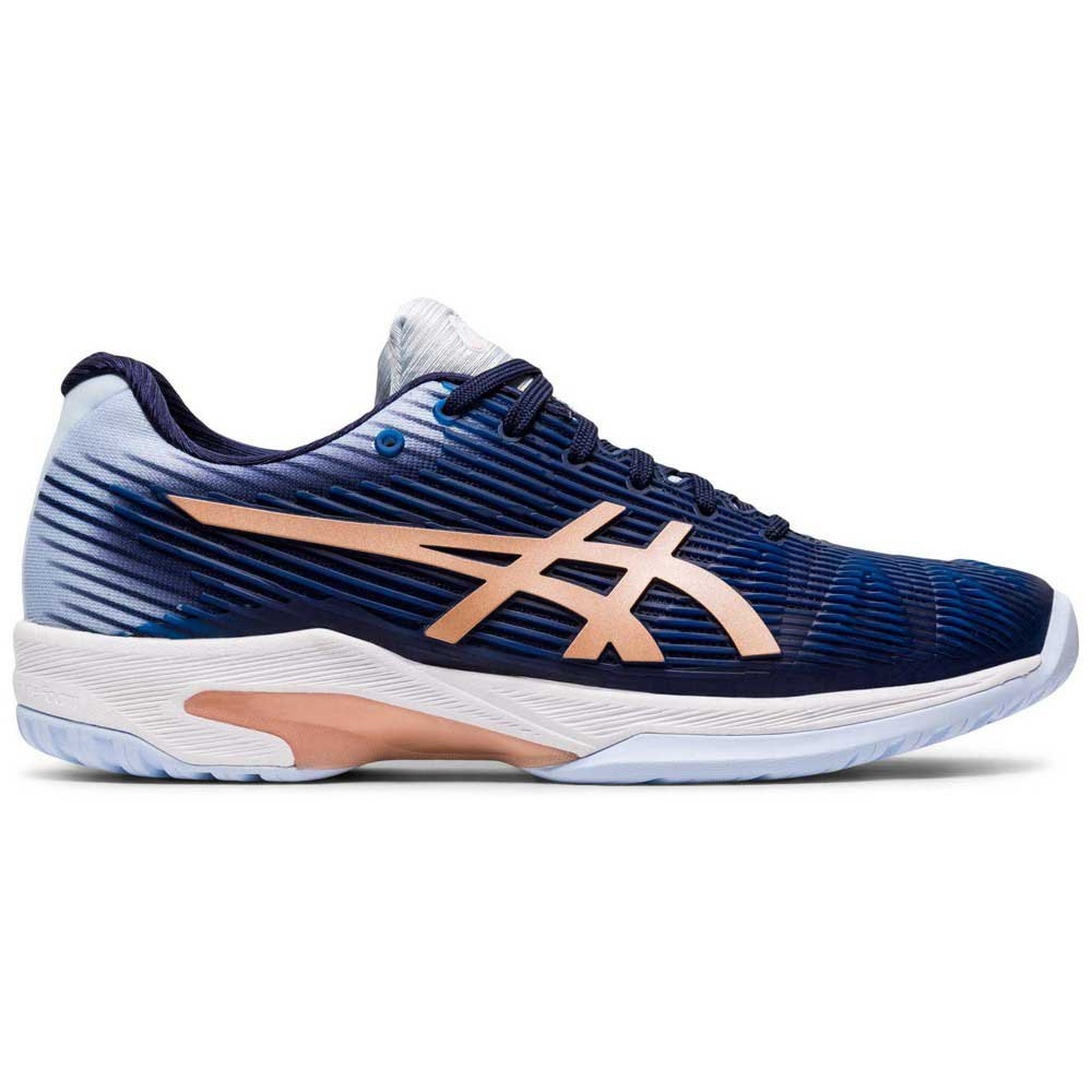Asics Solution Speed Ff EU 42 Peacoat / Rose Gold