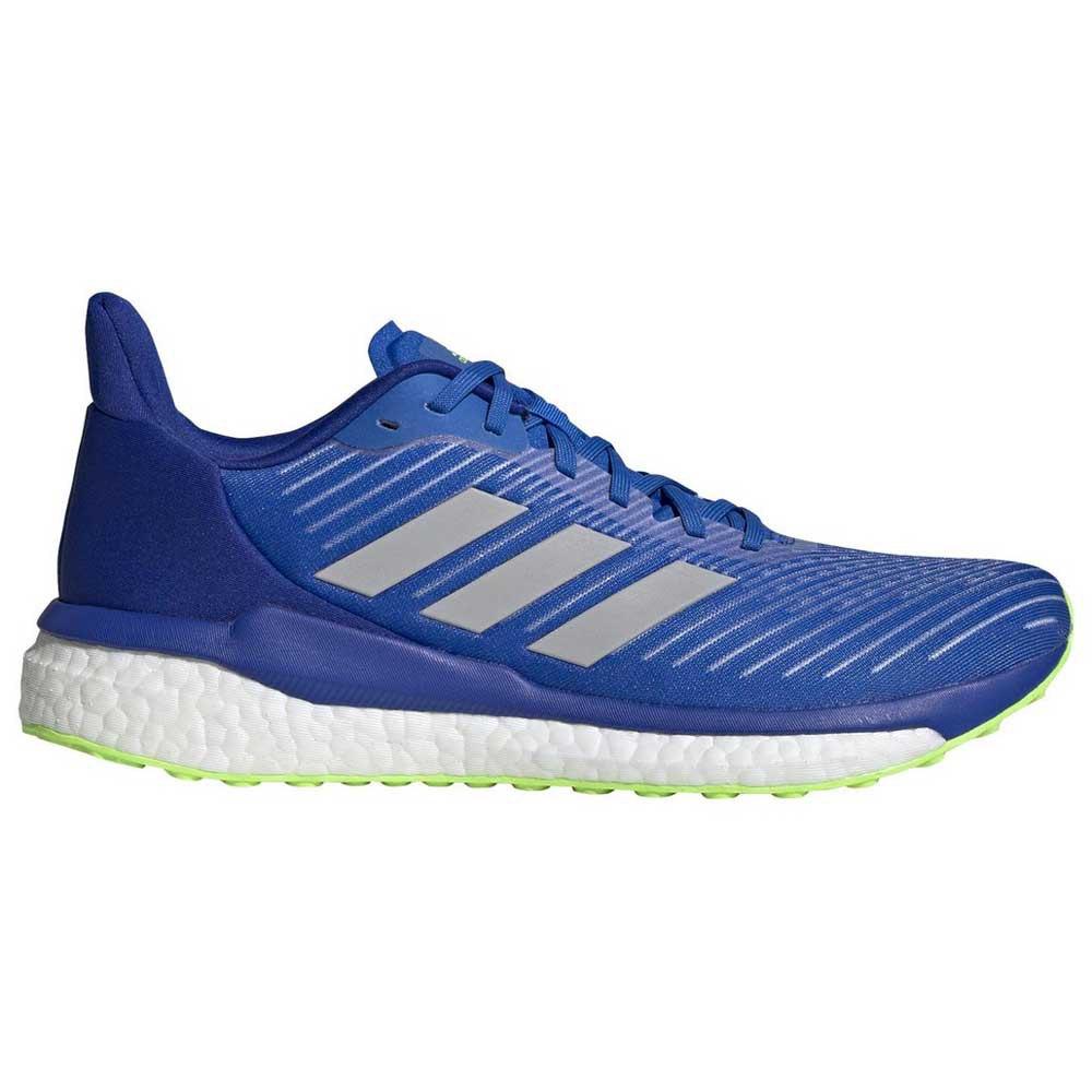Adidas Solar Drive EU 46 Glory Blue / Grey Two / Signal Green