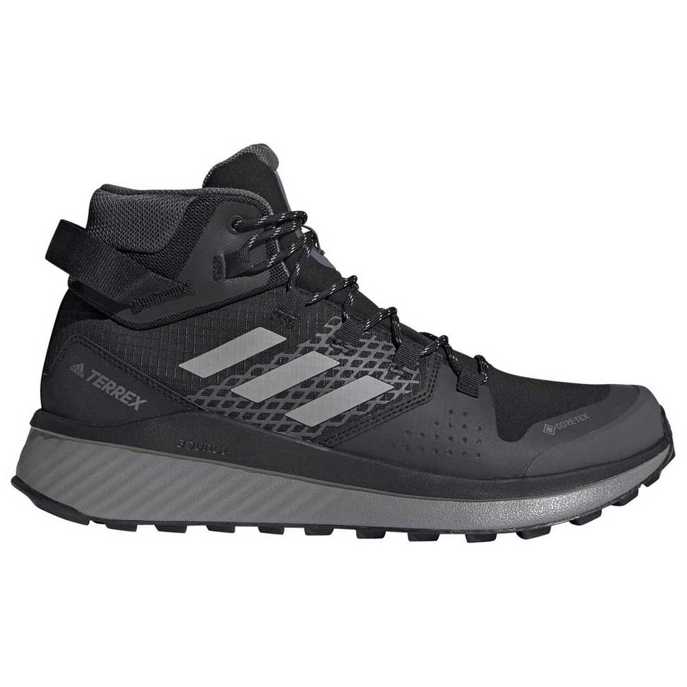 Adidas Terrex Folgian Hiker Mid Goretex EU 41 1/3 Core Black / Grey Three / Grey One