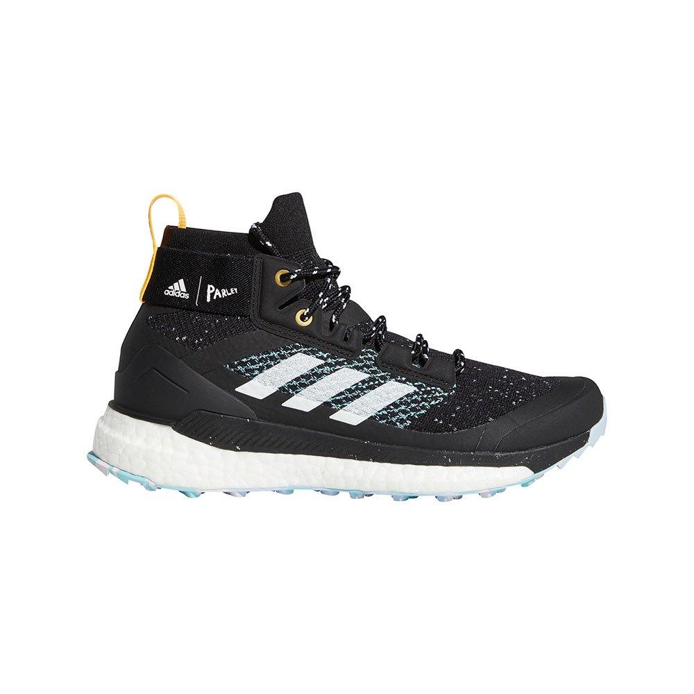 Adidas Terrex Free Hiker Parley EU 40 Core Black / Footwear White / Real Gold