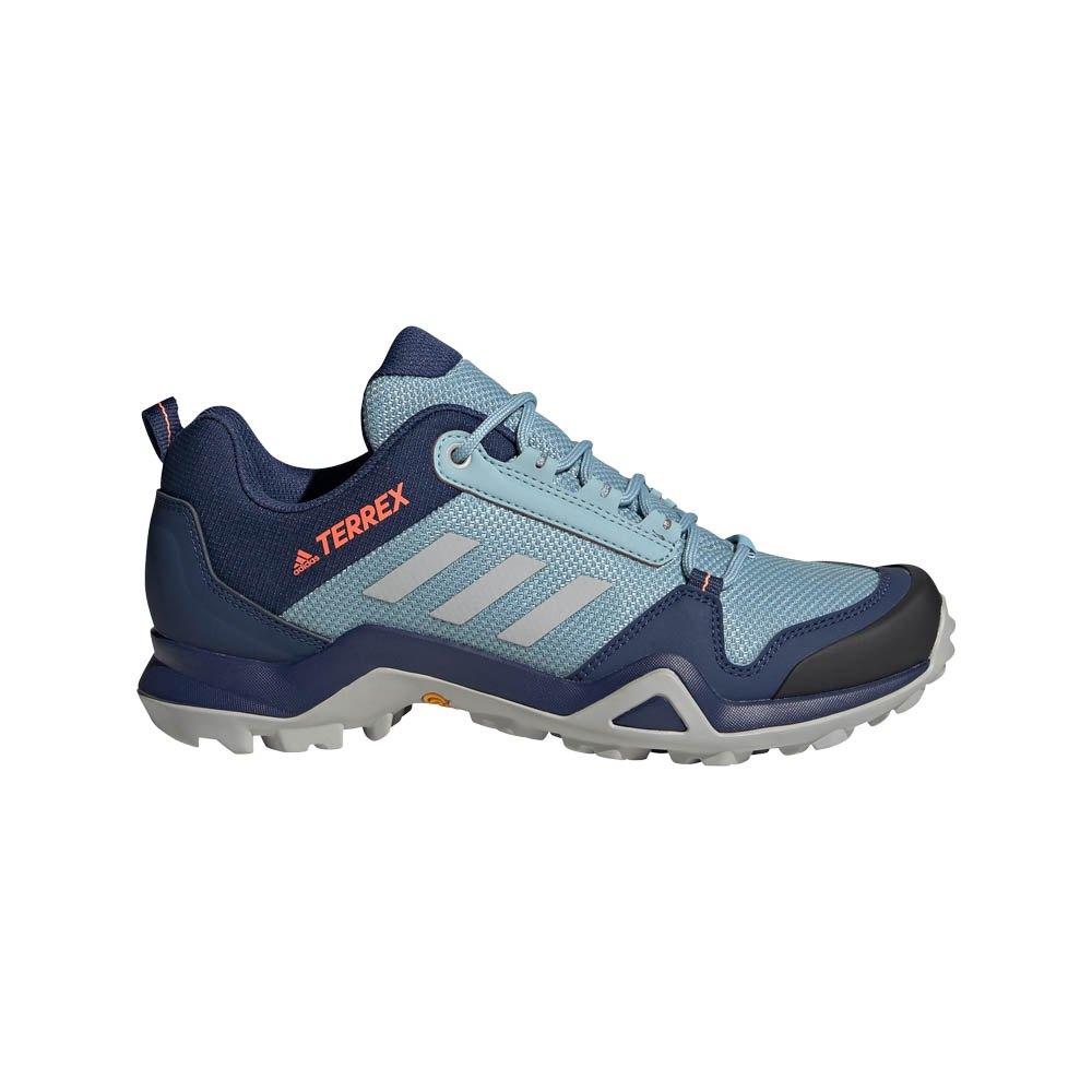 Adidas Terrex Ax3 EU 38 2/3 Tech Indigo / Grey Two / Signal Coral