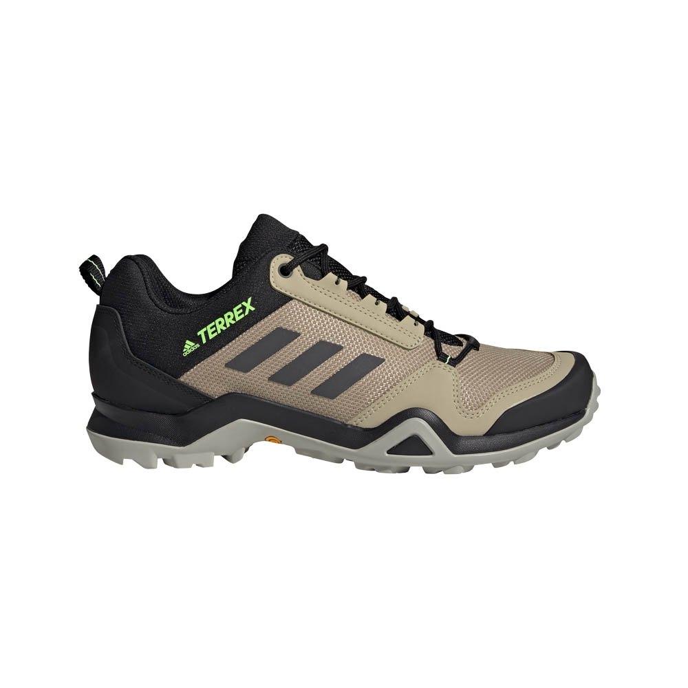 Adidas Terrex Ax3 EU 46 2/3 Savannah / Core Black / Signal Green