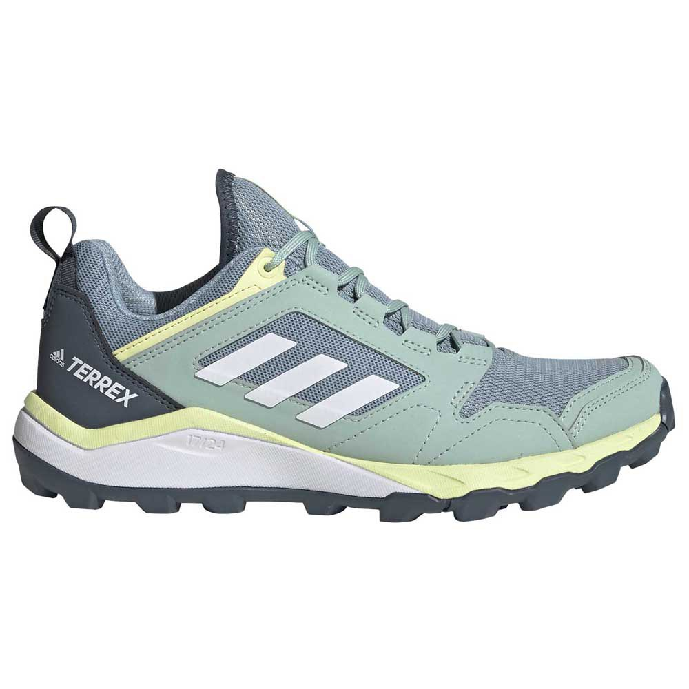 Adidas Terrex Agravic Tr EU 39 1/3 Ash Grey / Footwear White / Yellow Tint