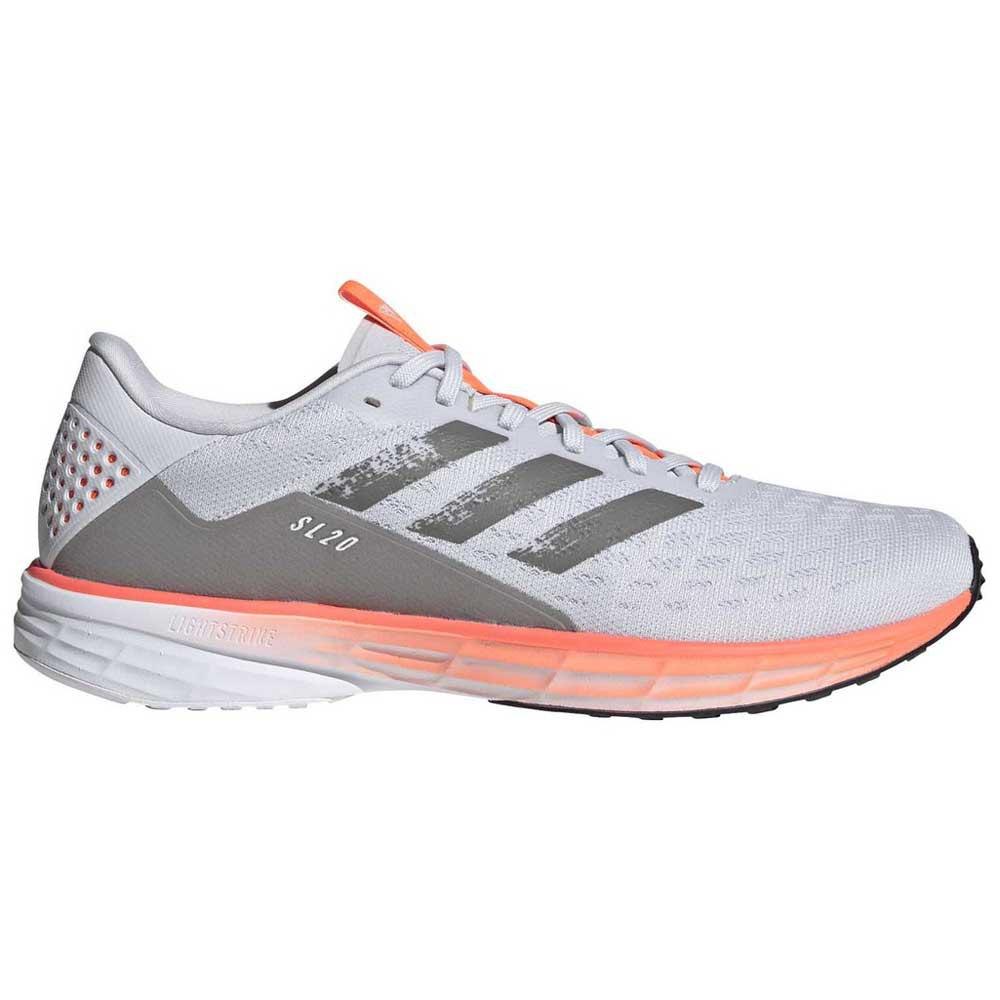 Adidas Sl20 EU 44 Dash Grey / Dove Grey / Core Black