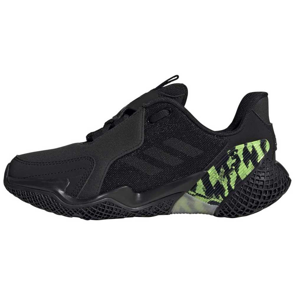 Adidas-4uture-Rnr-Junior-Negro-T23868-Zapatillas-Running-Negro-adidas miniatura 9