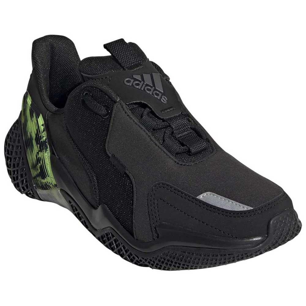 Adidas-4uture-Rnr-Junior-Negro-T23868-Zapatillas-Running-Negro-adidas miniatura 10