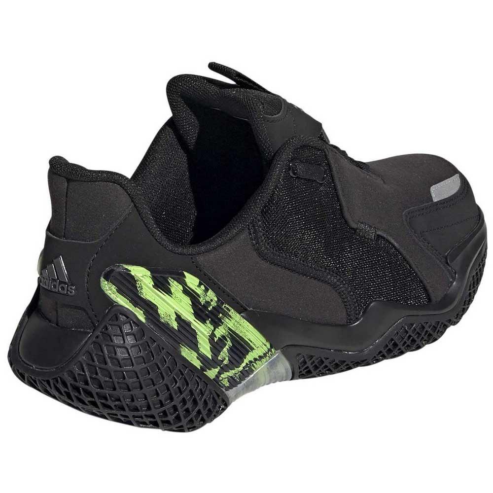 Adidas-4uture-Rnr-Junior-Negro-T23868-Zapatillas-Running-Negro-adidas miniatura 12