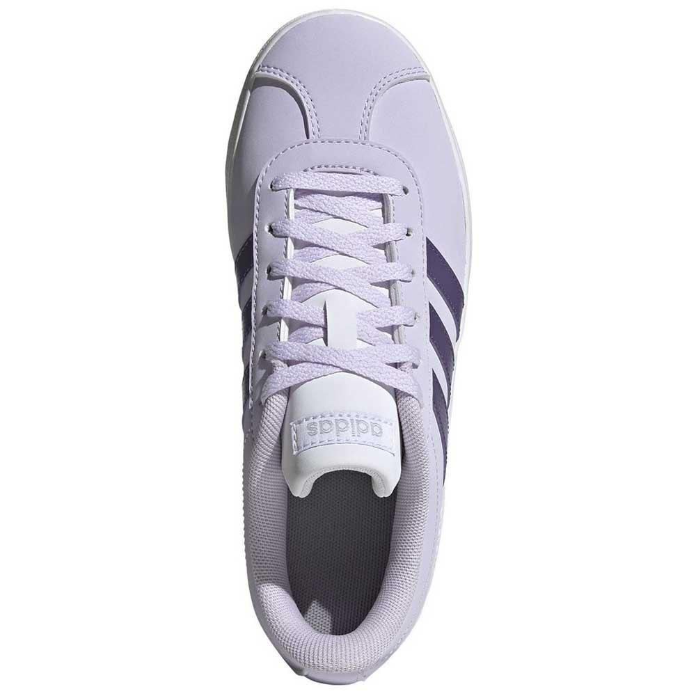 Adidas-Vl-Court-2-0-Kid-Purple-T65752-Sneakers-Unisex-Purple-Sneakers-adidas thumbnail 11
