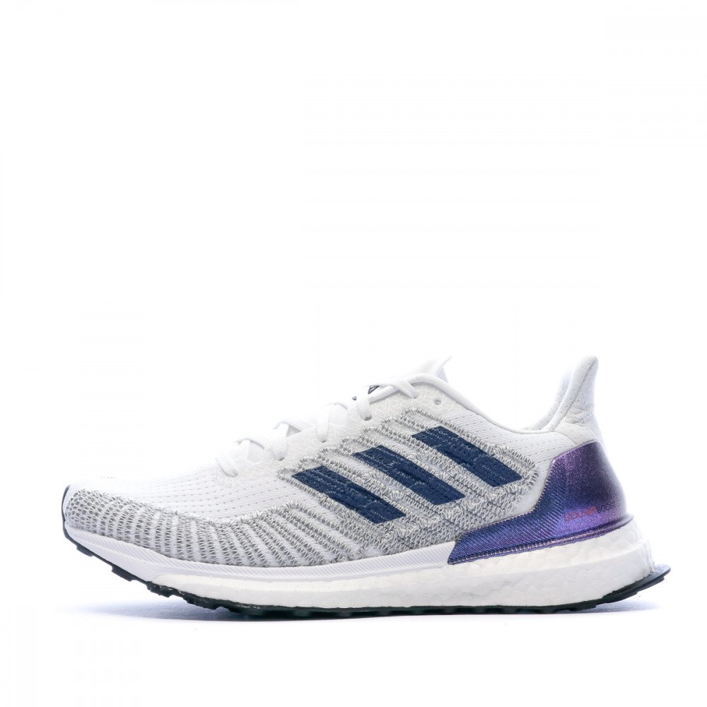 Adidas Solar Boost St EU 36 2/3 Footwear White / Tech Indigo / Solar Red