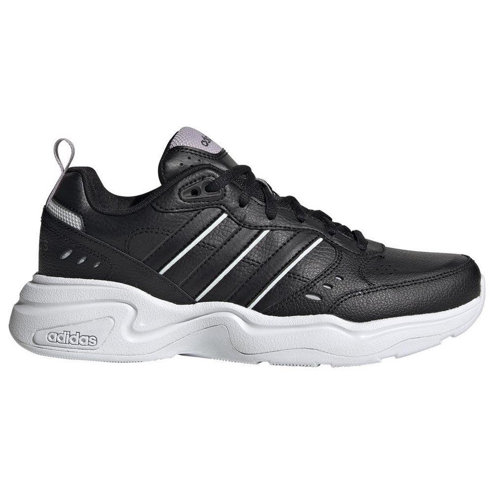 Adidas Strutter EU 40 2/3 Core Black / Core Black / Blue Tint