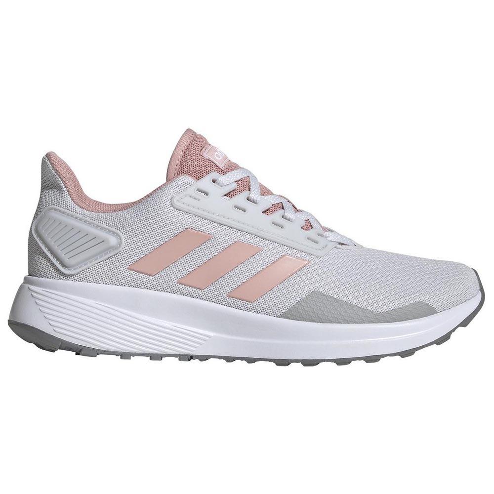 Adidas Duramo 9 EU 38 2/3 Dash Grey / Pink Spirit / Footwear White