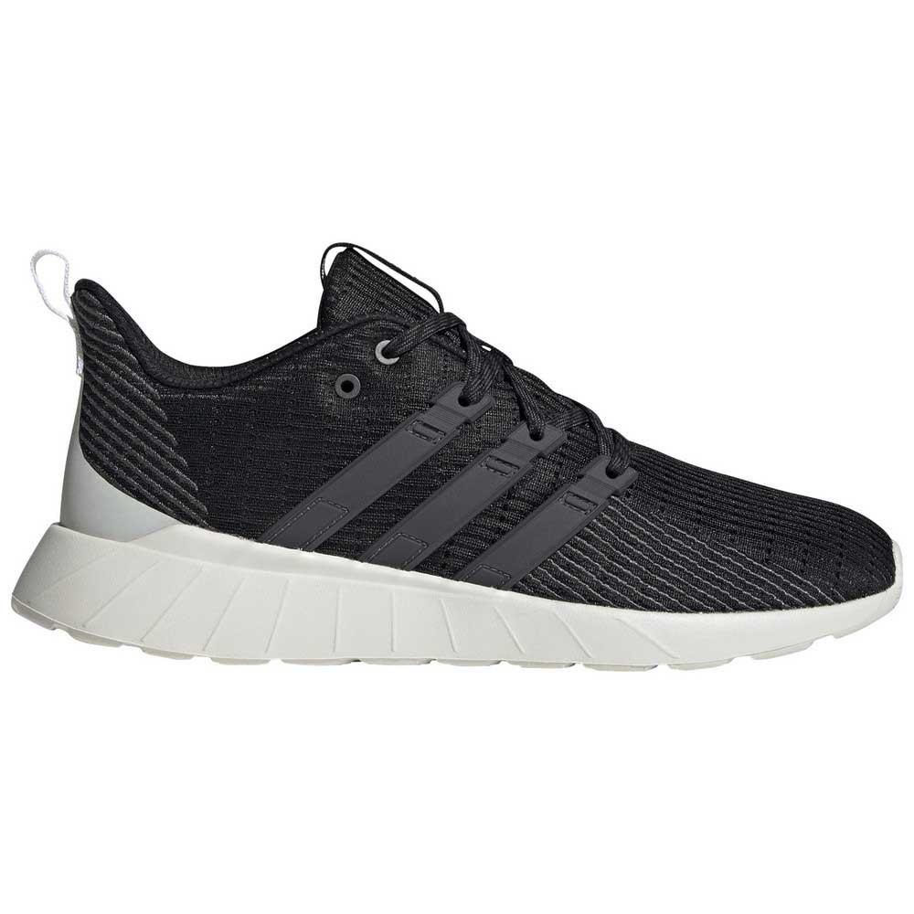 Adidas Questar Flow EU 43 1/3 Core Black / Grey Six / Orbit Grey