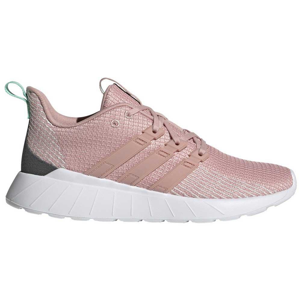Adidas Questar Flow EU 40 2/3 Pink Spirit / Pink Spirit / Grey Six
