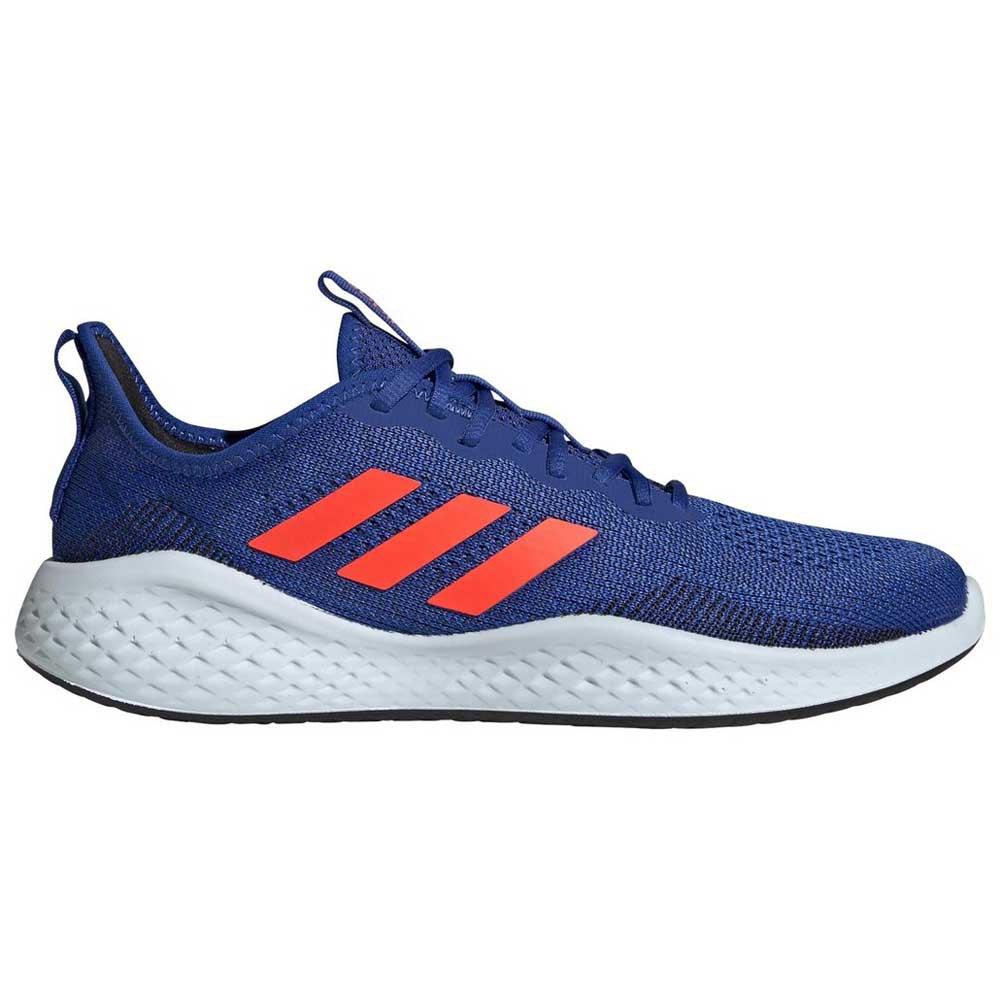 Adidas Fluidflow EU 41 1/3 Royal Blue / Solar Red / Tech Indigo