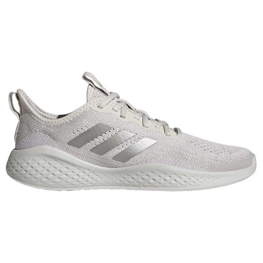 Adidas Fluidflow EU 40 2/3 Alumina / Silver Metal / Footwear White