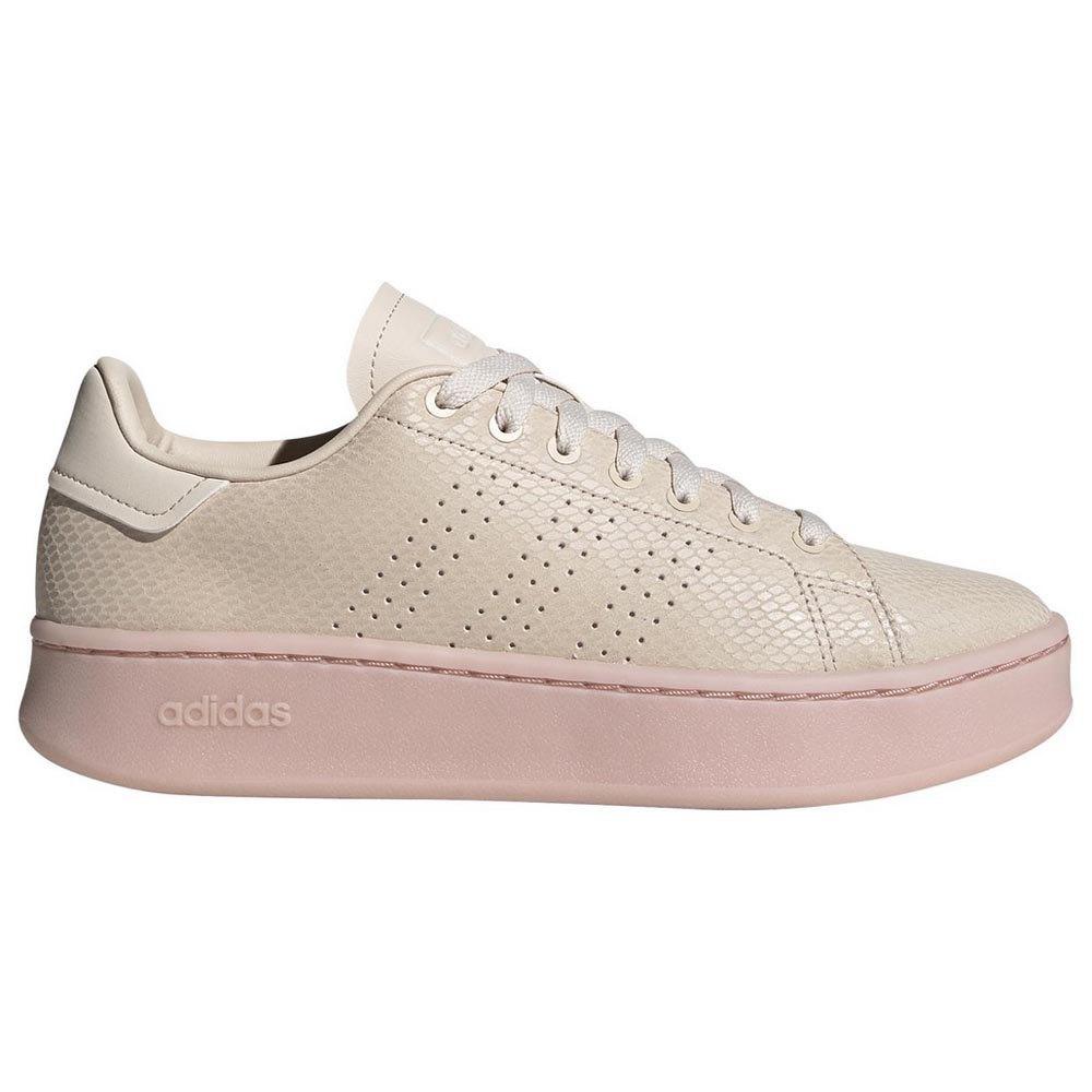 Adidas Advantage Bold EU 39 1/3 Linen / Linen / Pink Spirit