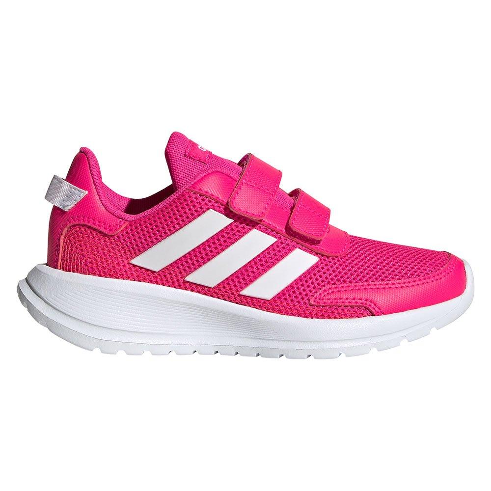 Adidas Tensaur Run Child EU 31 Shock Pink / Footwear White / Shock Red