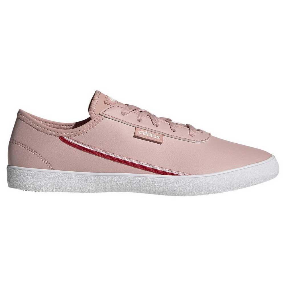 Adidas Courtflash X EU 38 Pink Spirit / Scarlet / Cloud White