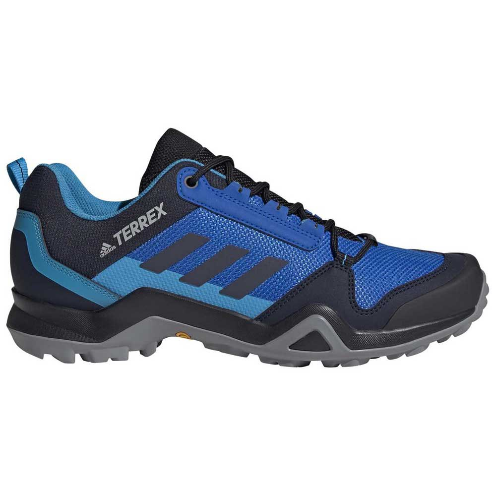 Adidas Terrex Ax3 EU 46 Glory Blue / Legend Ink / Shock Cyan