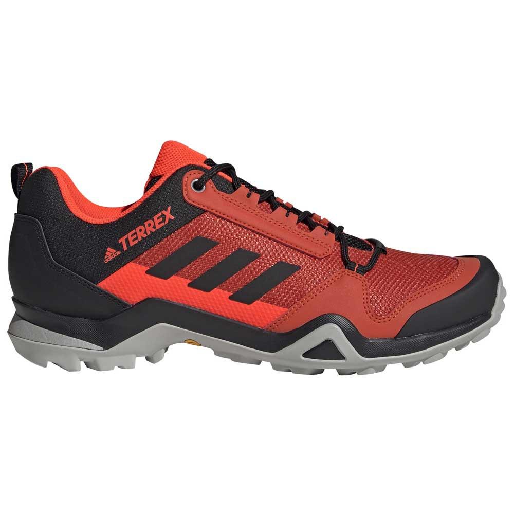 Adidas Terrex Ax3 EU 44 2/3 Glory Amber / Core Black / Solar Red