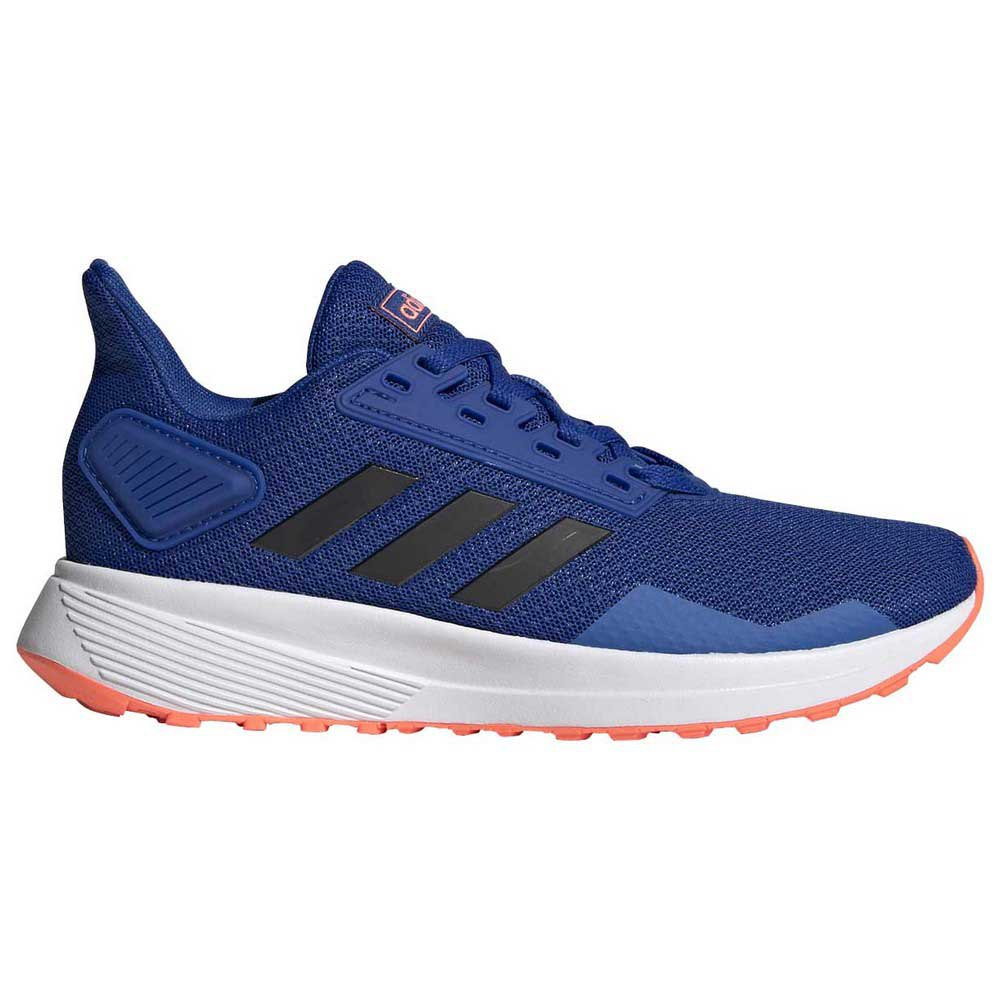 Adidas Duramo 9 Kid EU 38 2/3 Royal Blue / Core Black / Signal Coral