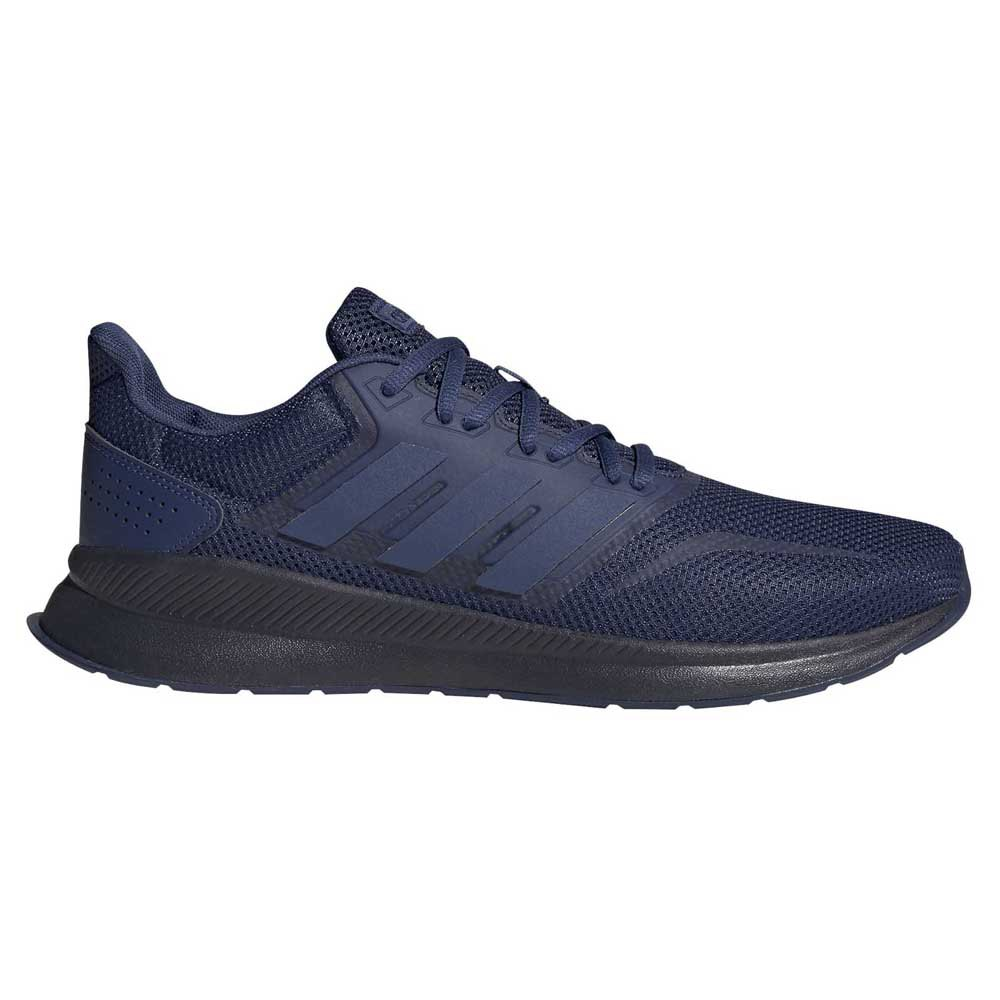 Adidas Runfalcon EU 41 1/3 Tech Indigo / Tech Indigo / Legend Ink