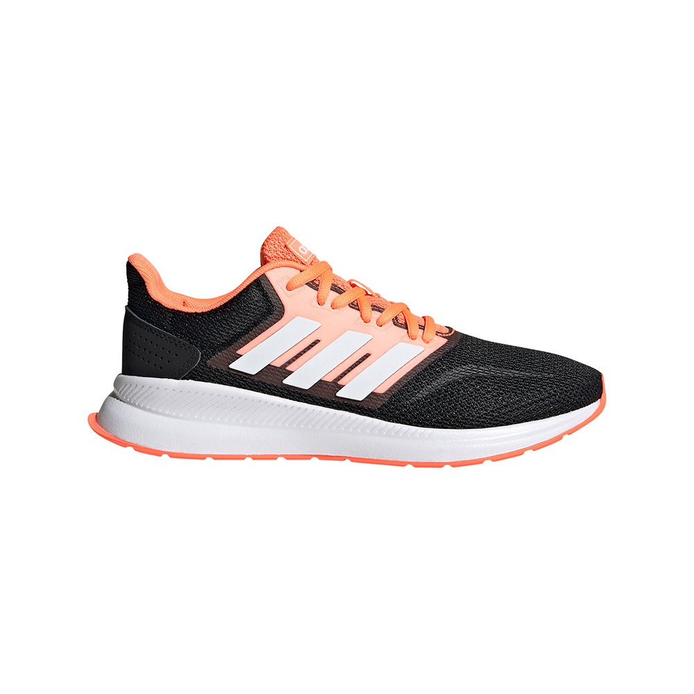 Adidas Runfalcon EU 37 1/3 Footwear White / Dash Grey / Signal Coral