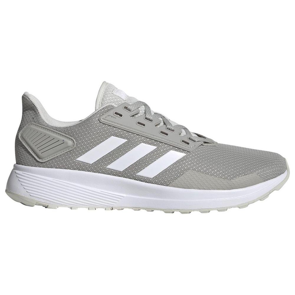 Adidas Duramo 9 EU 45 1/3 Metal Grey / Footwear White / Orbit Grey