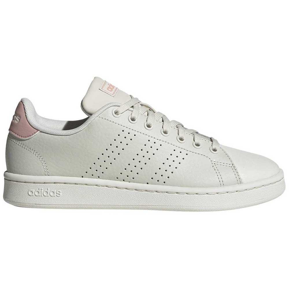 Adidas Advantage EU 39 1/3 Orbit Grey / Orbit Grey / Pink Spirit