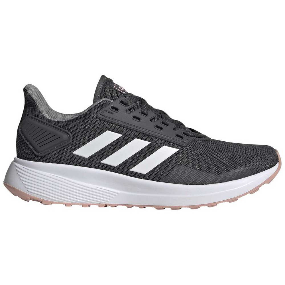 Adidas Duramo 9 EU 40 Grey Six / Footwear White / Pink Spirit