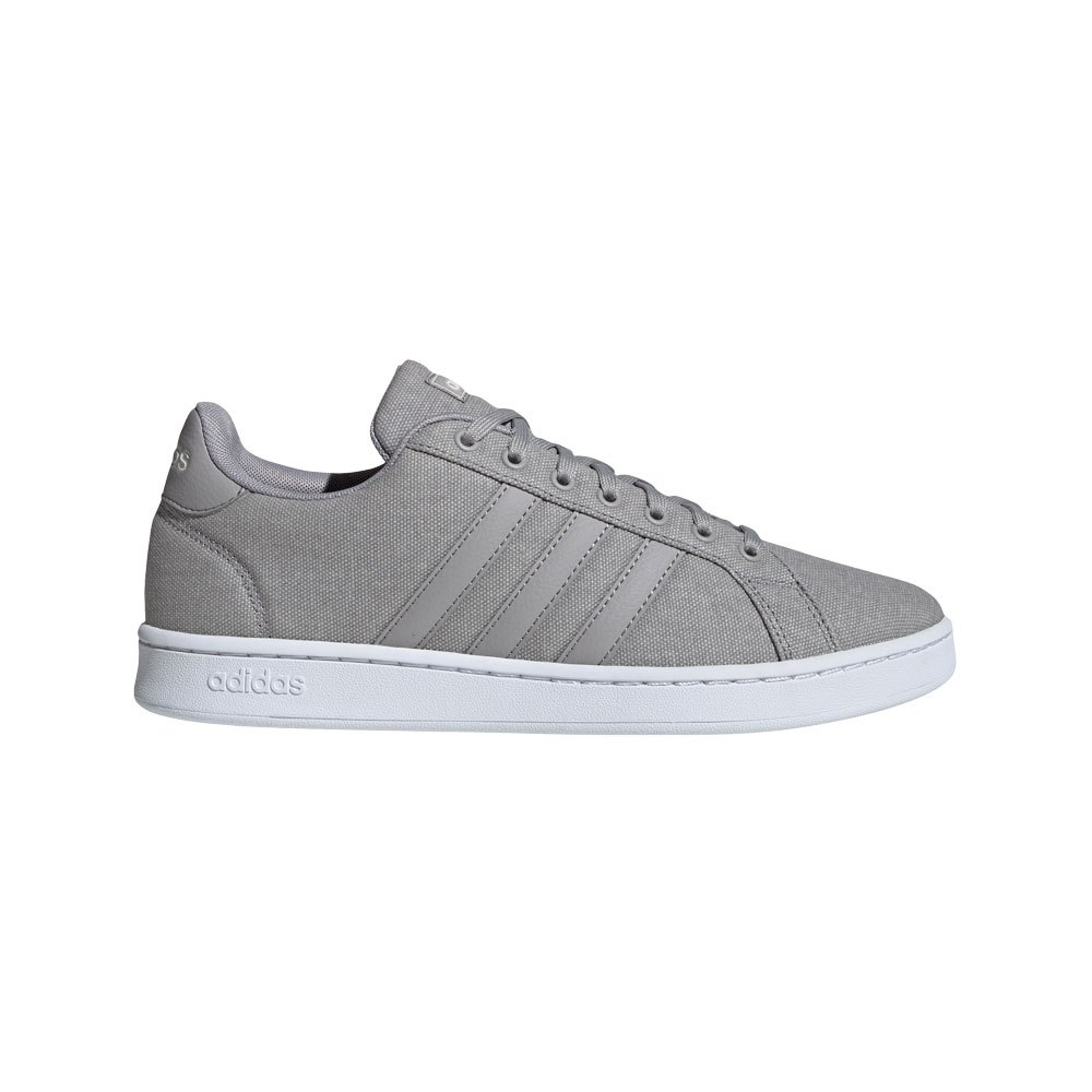 Adidas Grand Court EU 41 1/3 Light Granite / Light Granite / Orbit Grey