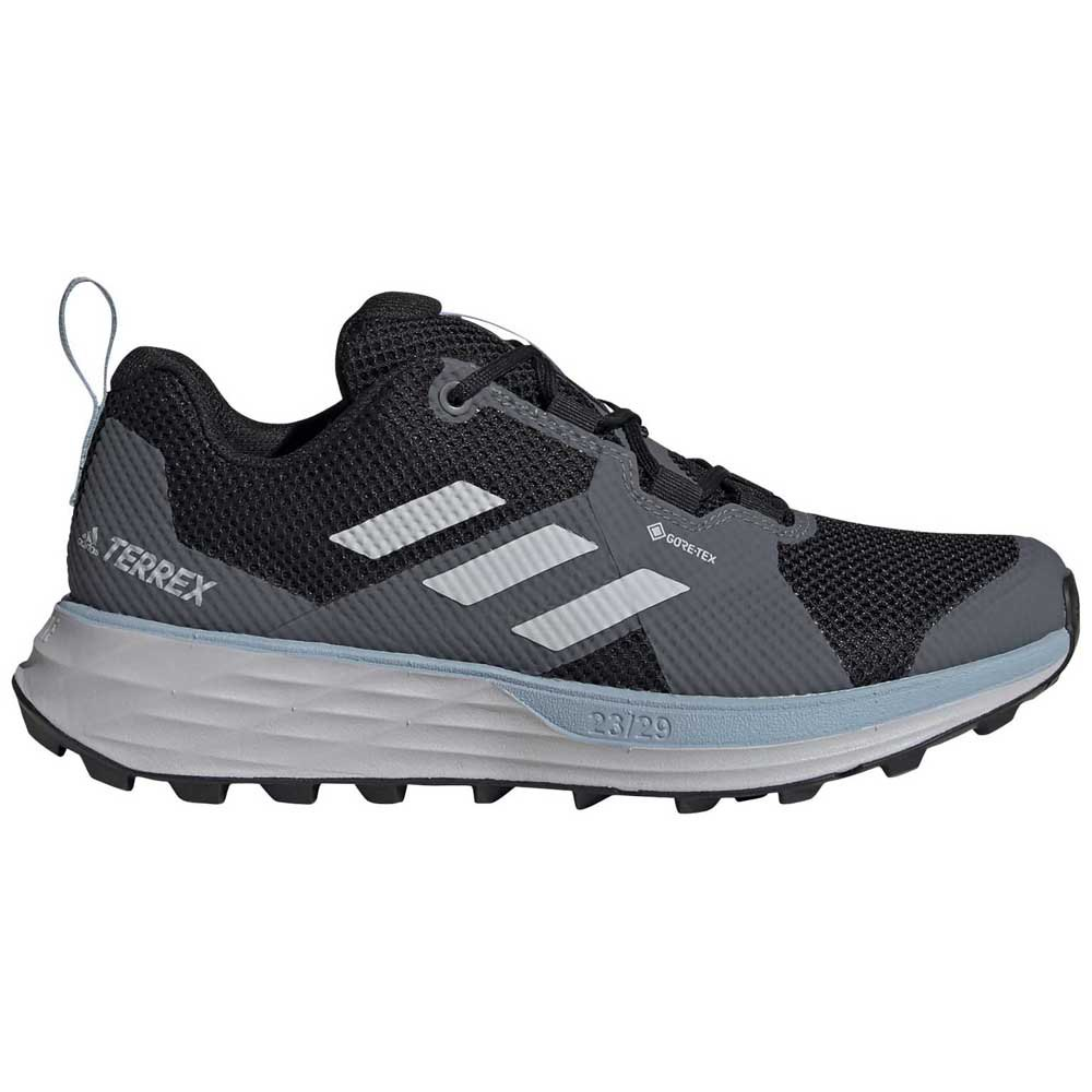 Adidas Terrex Two Goretex EU 36 2/3 Core Black / Grey Three / Ash Grey
