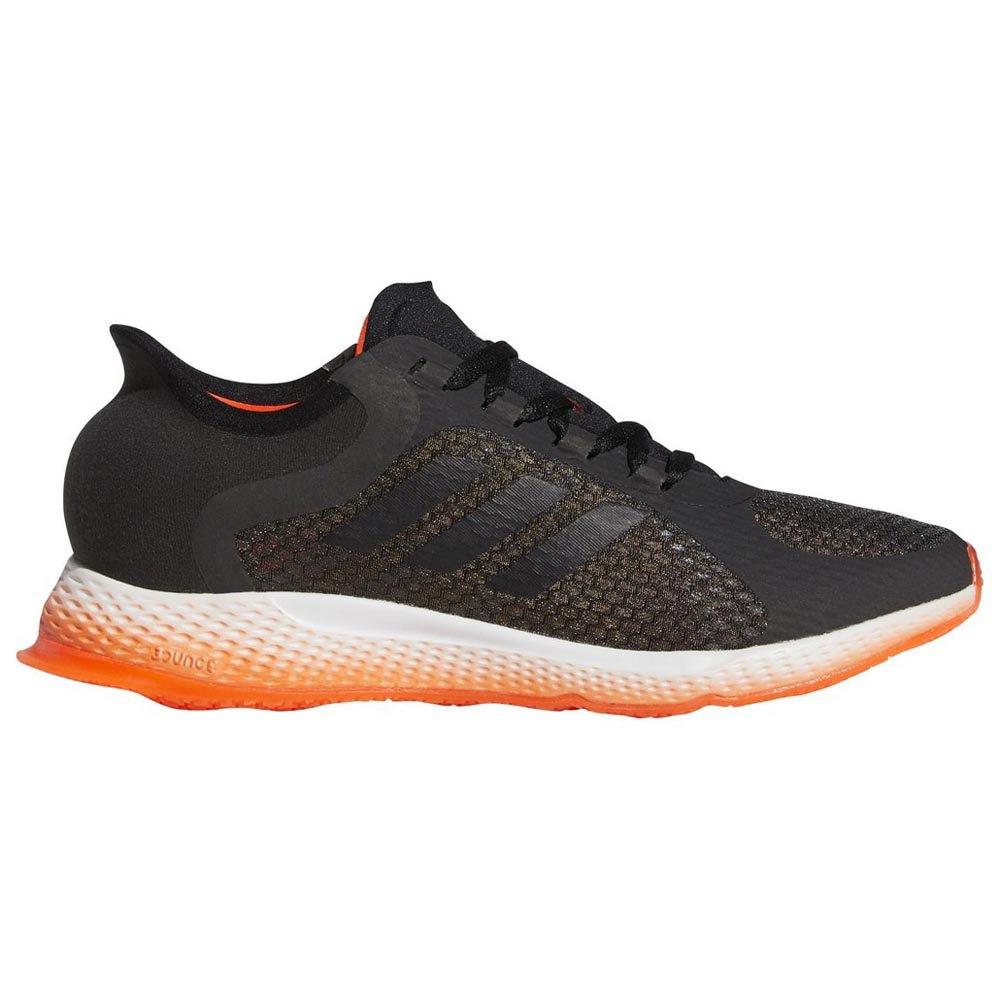 Adidas Focus Breathein EU 40 2/3 Core Black / Solar Red / Crystal White