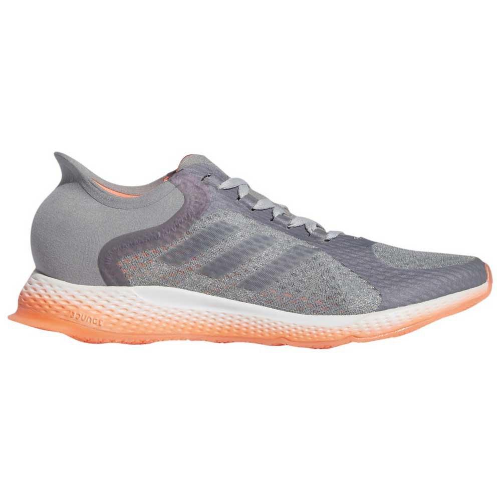 Adidas Focus Breathein EU 38 2/3 Grey Three / Signal Coral / Crystal White