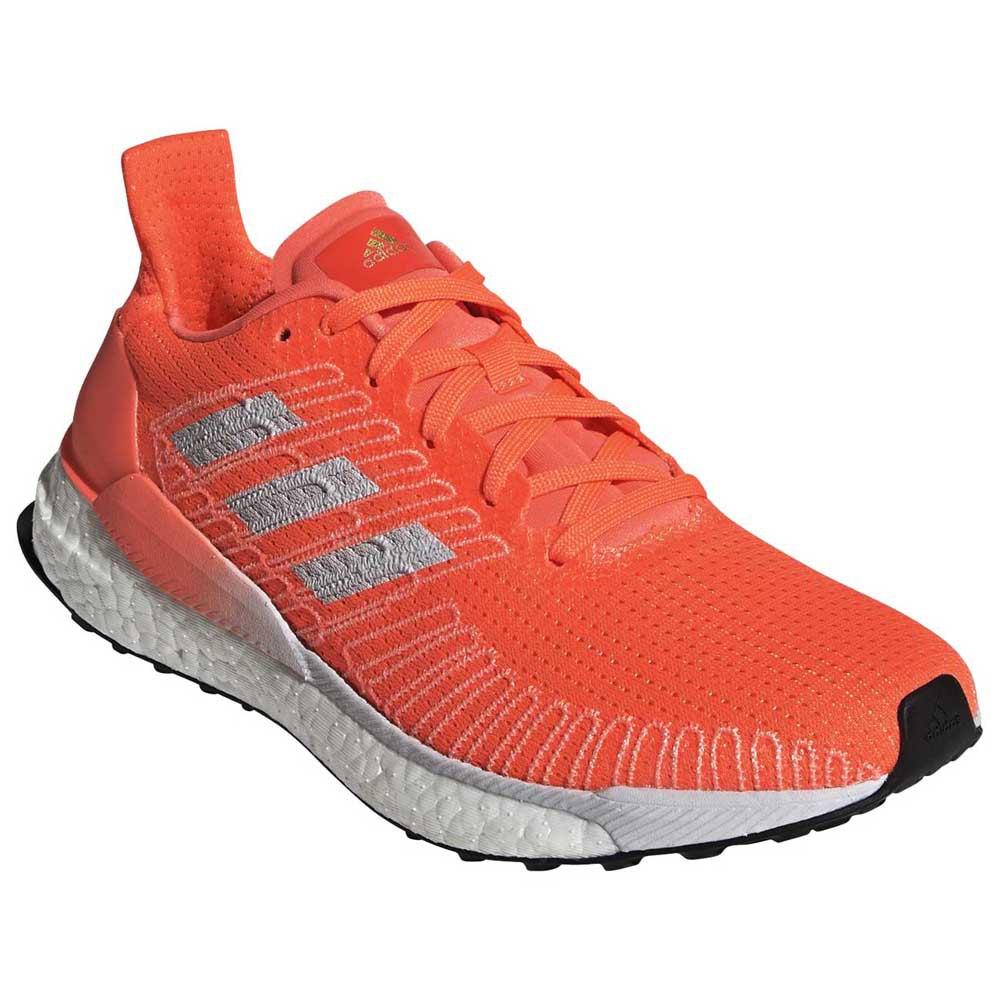 Adidas Solar Boost EU 40 2/3 Signal Coral / Dash Grey / Gold Metal
