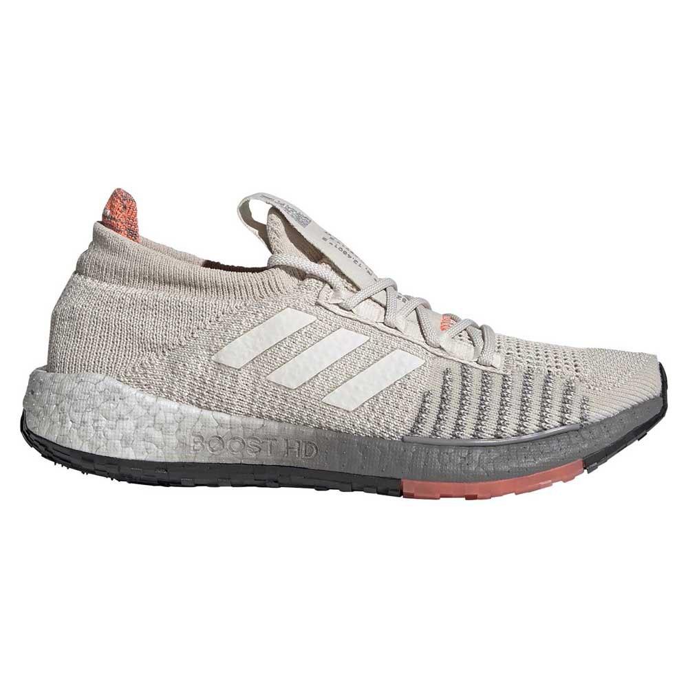 Adidas Pulseboost Hd EU 38 2/3 Alumina / Core White / Signal Coral