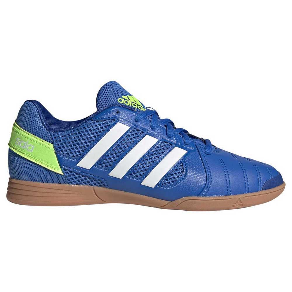 Adidas Chaussures Football Salle Top Sala In EU 28 Glory Blue / Footwear White / Royal Blue