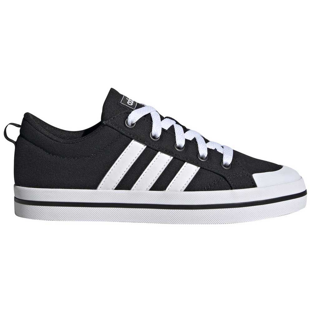 Adidas Bravada Kid EU 28 Core Black / Footwear White / Footwear White