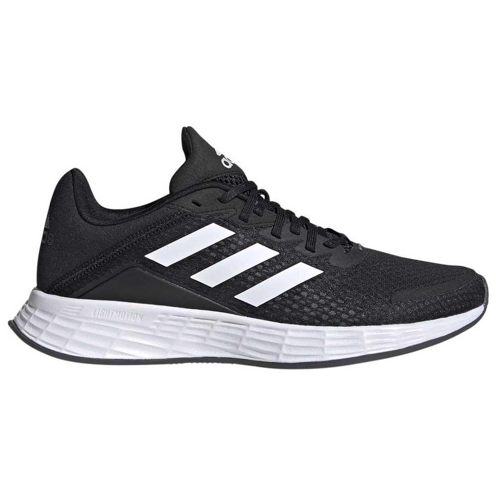 Adidas Duramo Sl EU 38 2/3 Core Black / Footwear White / Grey Six